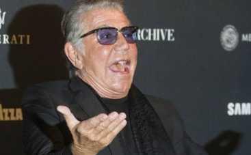 Кутюрье Роберто Кавалли уходит на пенсию