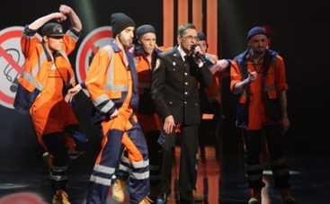 Україна має талант 7: Виталий Троян тушит пожары рэпом (ВИДЕО)