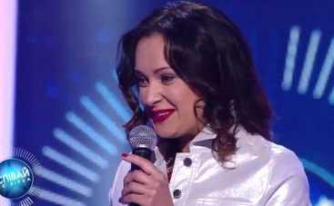 Співай як зірка: победительница полуфинала чуть не потеряла малолетнего сына
