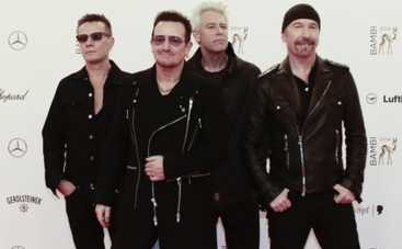 Группа U2 спели в нью-йоркской подземке