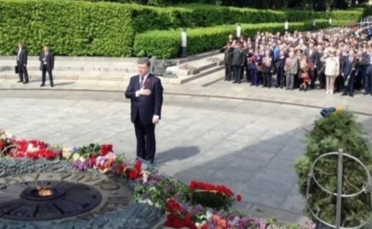 День Победы 2015 в Киеве: онлайн-трансляция парада
