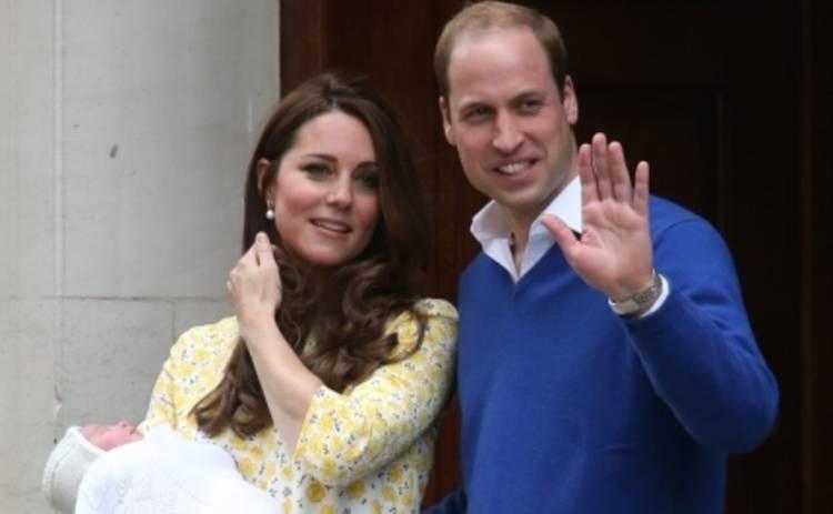 Кейт Миддлтон намерена родить принцу Уильяму третьего ребенка