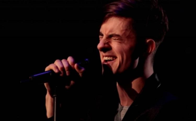 Голос країни 5: Дмитрий Костюк расплакался прямо на сцене (ВИДЕО)