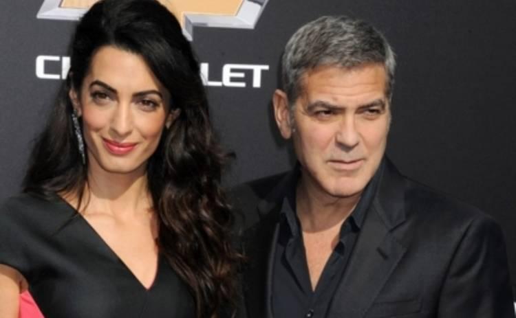 Джордж Клуни мечтает о толстой жене