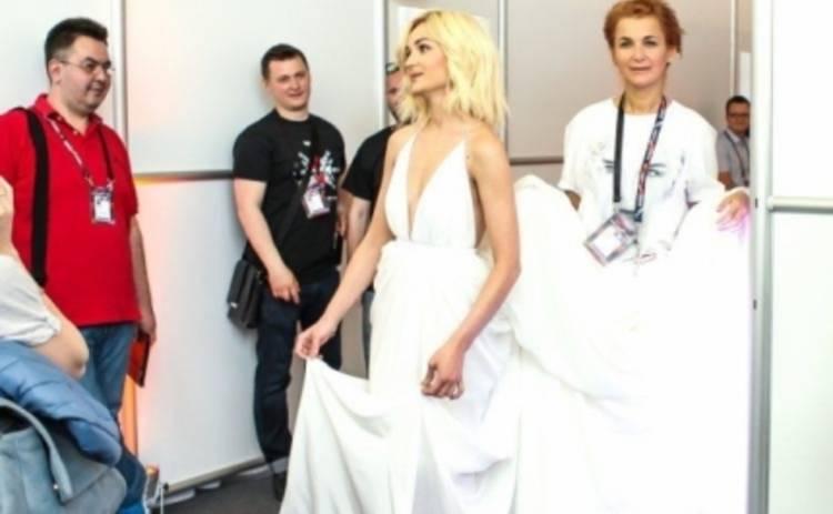 Евровидение 2015: Полина Гагарина выступит в платье Белоснежки (ФОТО)