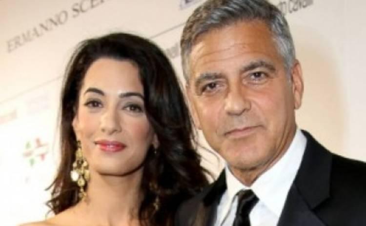 Джордж Клуни: Моя жена – ужасный повар