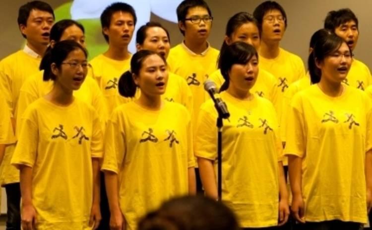 Youtube 2015: китайский хор проломил сцену (ВИДЕО)