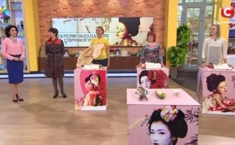 Все буде добре: Топ-5 секретов красоты гейши