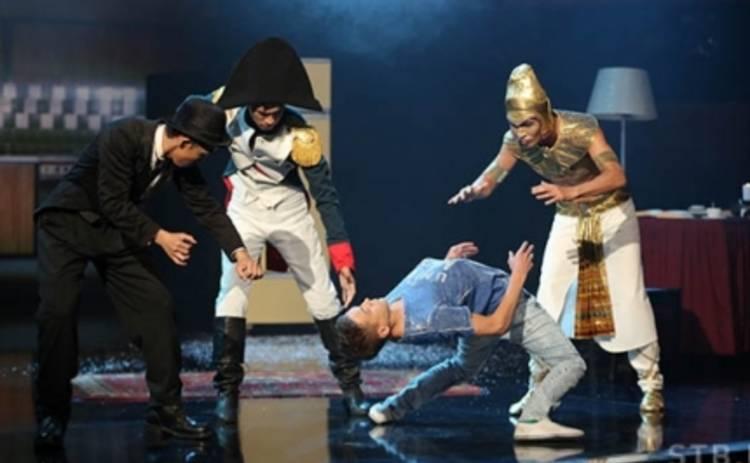 Україна має талант 7: коллектив Адэм поразил Игоря Кондратюка татингом, вейвингом и папингом (ВИДЕО)