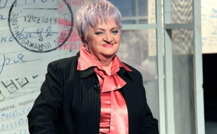 Умерла Тамара Щербатюк — известная украинская телеведущая
