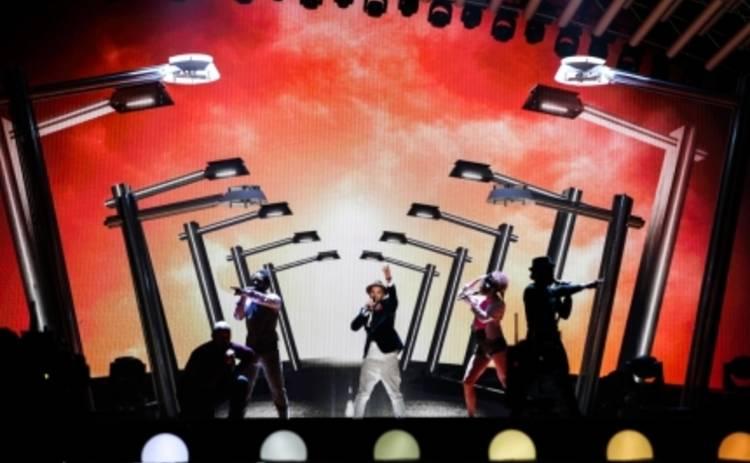 Евровидение 2015: в Вене состоялось торжественное открытие конкурса (ВИДЕО)