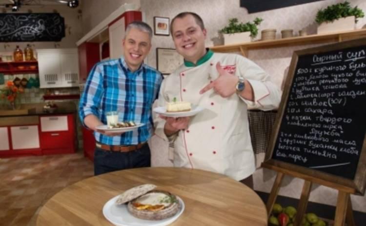 Готовим вместе: Андрей Доманский подаст плавленый сырок на десерт (АНОНС)