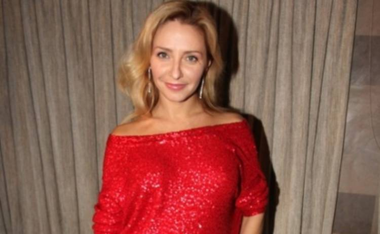 Татьяна Навка назначила дату свадьбы