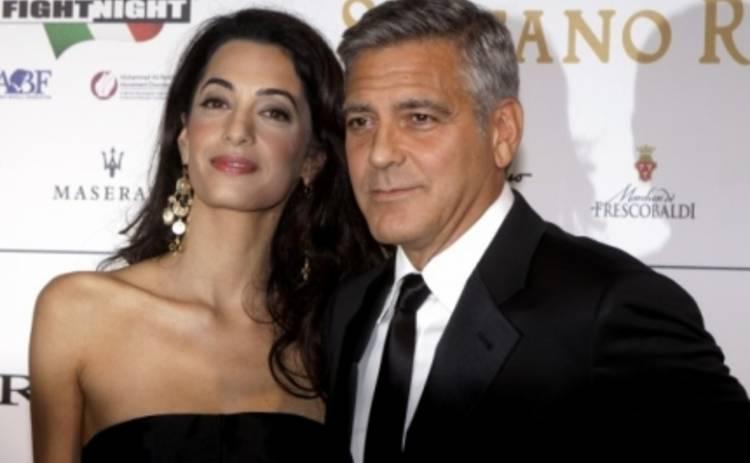 Джордж Клуни нашел невесту за 28 минут