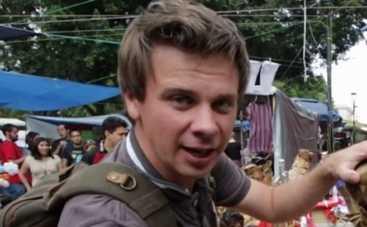 Мир наизнанку 6: Дмитрий Комаров устроил переполох среди кубинских ночных бабочек