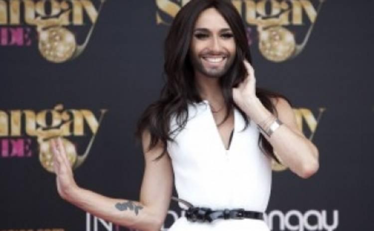 Евровидение 2015: Кончита Вурст раскрыла секрет своей стройной талии (ВИДЕО)