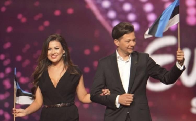 Евровидение 2015: эстонская участница расплакалась в финале