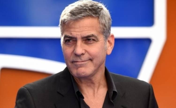 Джордж Клуни променял детей на работу