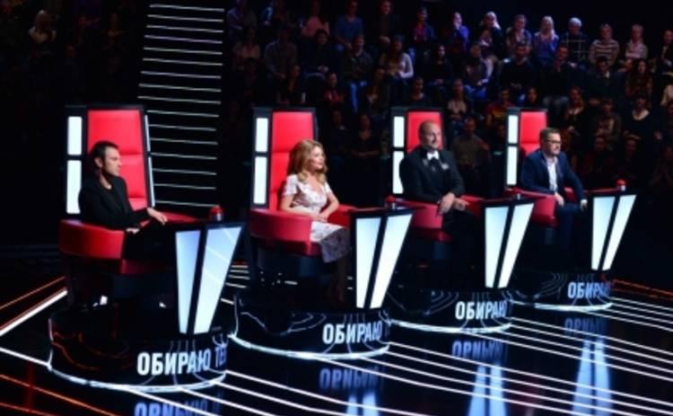 Голос країни 5: кто ушел из шоу после первого прямого эфира