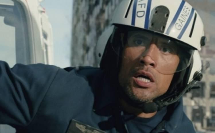 Разлом в Сан-Андреас: настоящим героям не нужны суперсилы (ВИДЕО)