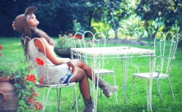 Садовая мебель: уголок уюта в собственном саду