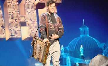 Україна має талант 7: Петр Сказкив готовит дебютный альбом