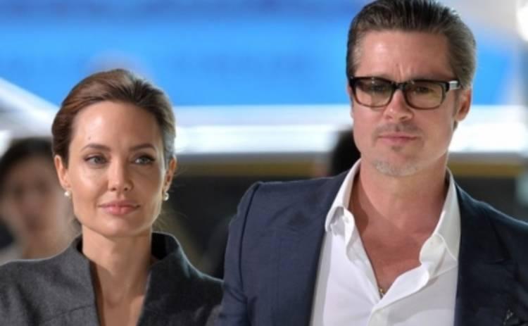 Анджелина Джоли благодаря Брэду Питту научится садиться на воду