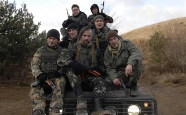 Гвардия: добровольцы, которые становятся первым составом национальной гвардии (ФОТО)