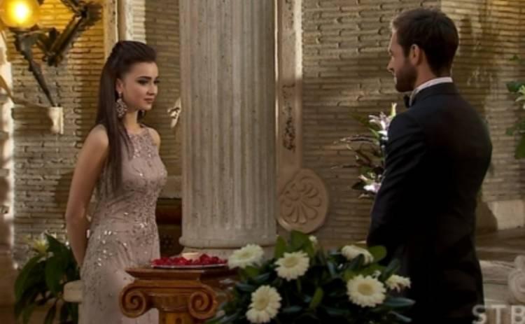 Холостяк 5: Лена Головань пожелала счастья Сергею Мельнику