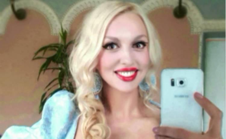 Оля Полякова отшлепала 50-тысячную публику (ВИДЕО)