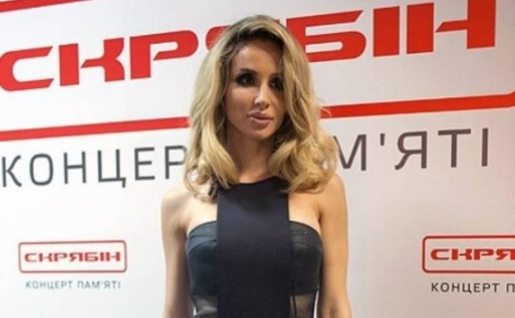 Светлана Лобода будет петь песню Скрябина на своих концертах
