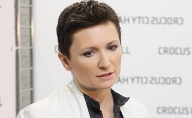 Диана Арбенина стала белой и пушистой (ФОТО)