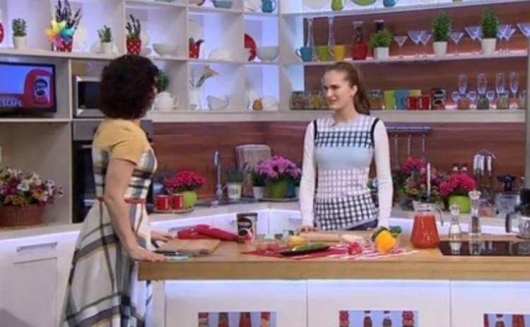 Все буде добре: рецепт томатной окрошки от модели Аллы Костромичевой