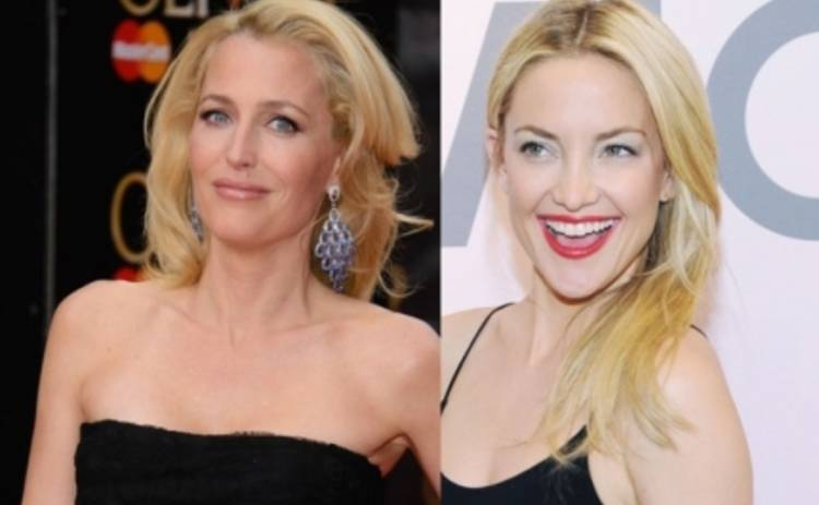 Кейт Хадсон и Джиллиан Андерсон стали женщинами года по версии Glamour (ФОТО)