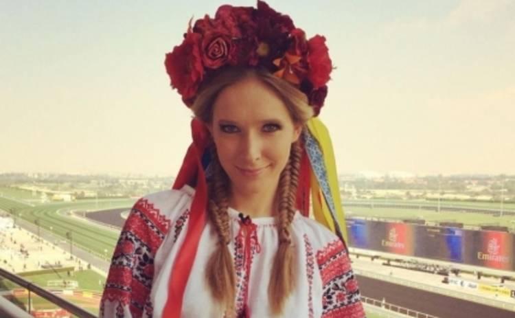 Катя Осадчая впервые показала отца (ФОТО)