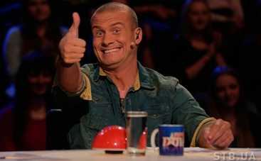Україна має талант 7: Вячеславу Узелкову не хватало спортсменов