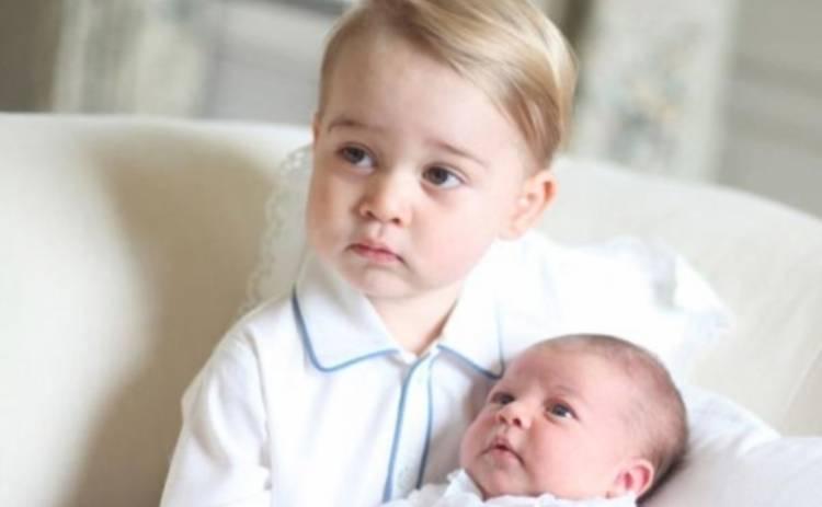 У Кейт Миддлтон дружные дети: Джордж и Шарлотта отлично ладят (ФОТО)