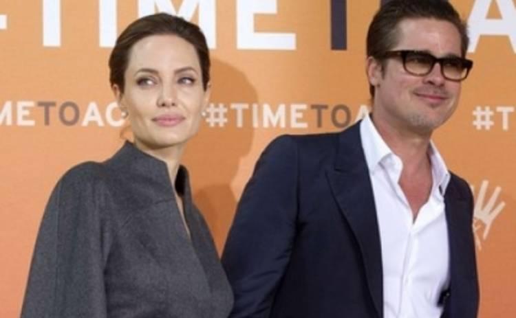 Анджелина Джоли и Брэд Питт спрячутся от папарацци на острове