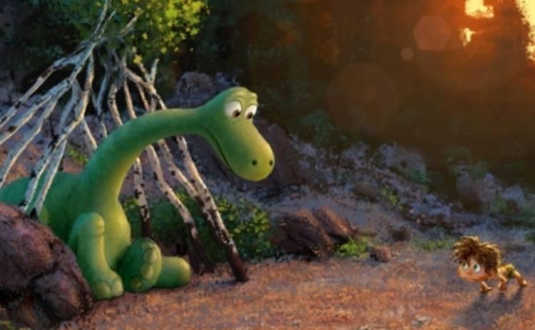 Хороший динозавр: новый проект Pixar про доброго гиганта (ВИДЕО)