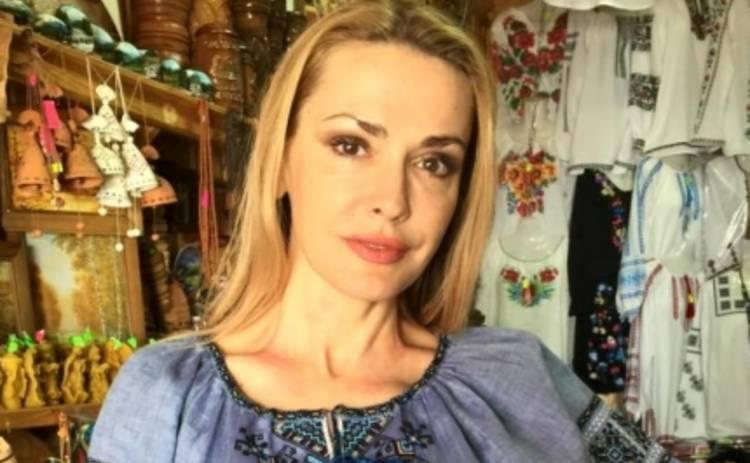 Ольга Сумская взяла Карпаты грудью (ФОТО)