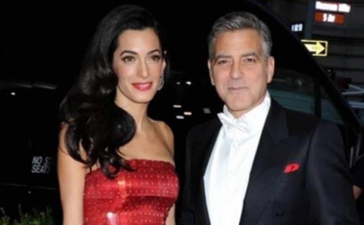 Джордж Клуни поможет Амаль Аламуддин дебютировать в кино
