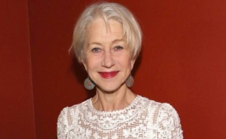 Хелен Миррен повеселила нью-йоркцев подростковой непосредственностью (ФОТО)