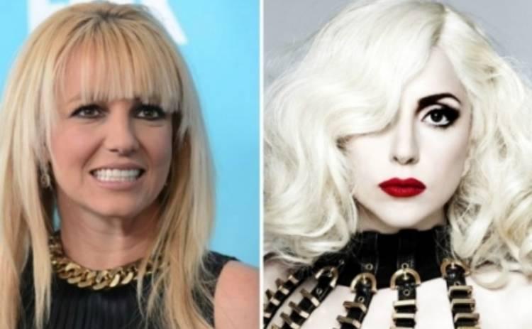 Леди Гага и Бритни Спирс – самые популярные в Твиттере