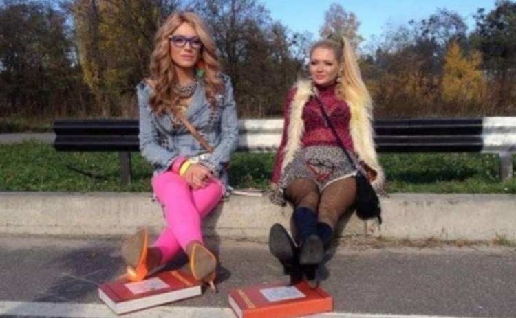 Дамочки рулят: 1 серия смотреть онлайн – 15.06.2015 (ВИДЕО)