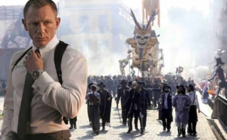 007: Спектр: как проходили съемки самой захватывающей сцены боевика (ВИДЕО)