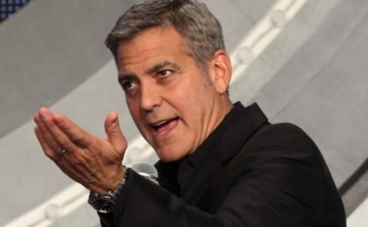 Джордж Клуни уверен, что пластическая хирургия вредит мужчинам