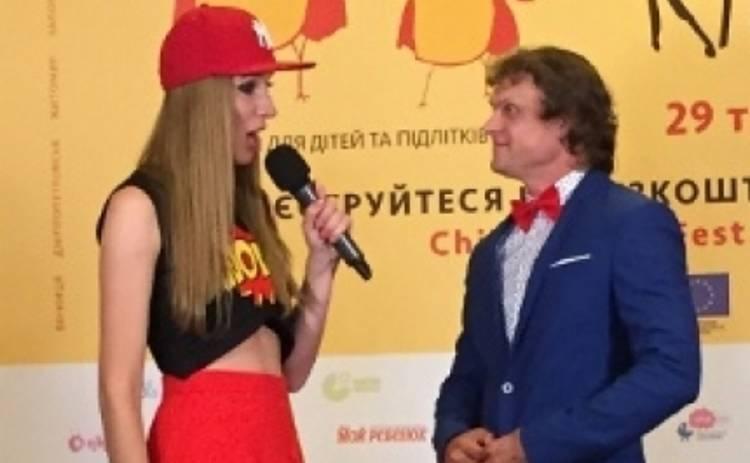 Виталька пригласил Катю Осадчую в свой фильм