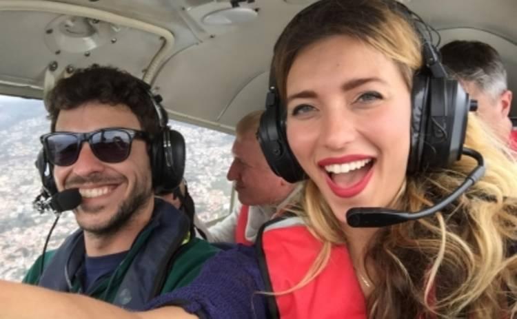 Орел и Решка: Регина Тодоренко научилась управлять самолетом (ФОТО)