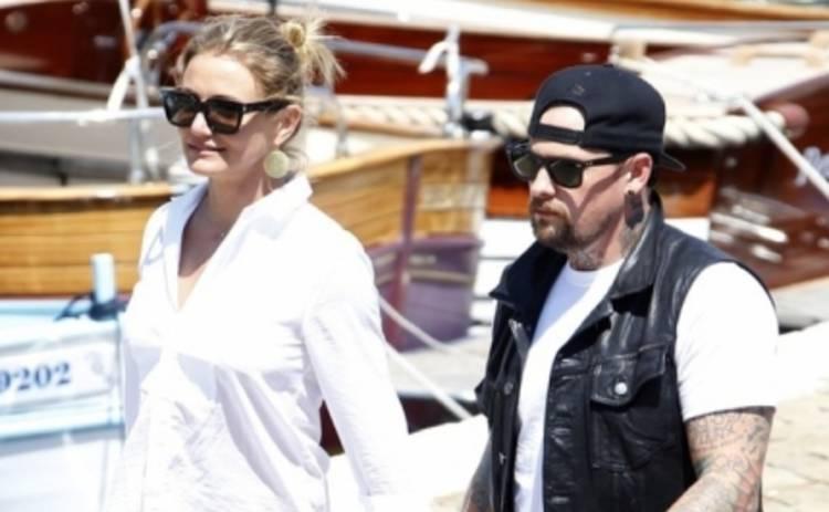 Камерон Диаз с мужем покидают Голливуд