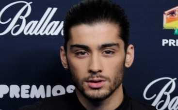 One Direction: Зейн Малик попал под санкции